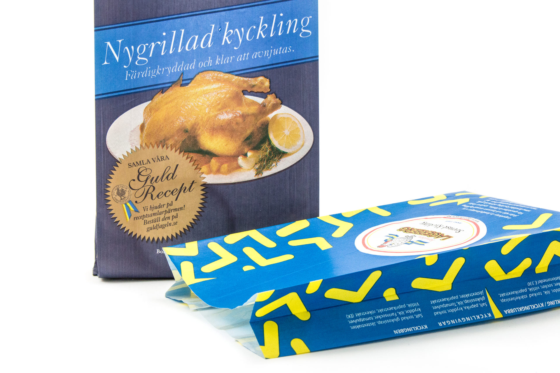 Nygrillad kyckling